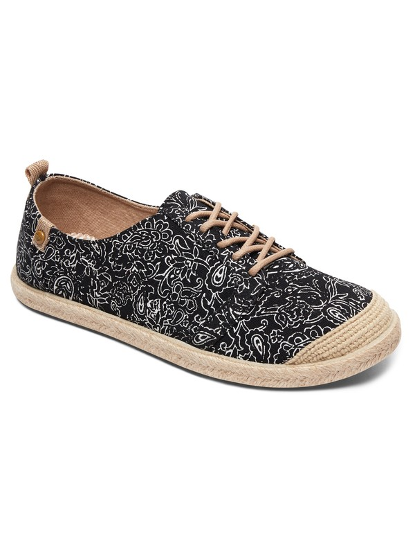 0 Flora Lace Up - Baskets pour Femme  ARJS600417 Roxy