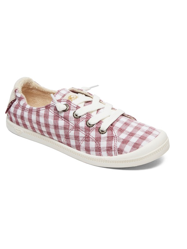 0 Bayshore Shoes Pink ARJS600418 Roxy