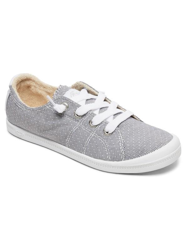 0 Bayshore Shoes Grey ARJS600418 Roxy