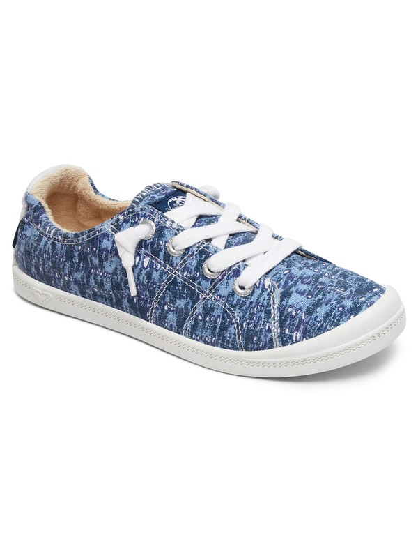 0 Bayshore Lace Up Shoes Blue ARJS600418 Roxy