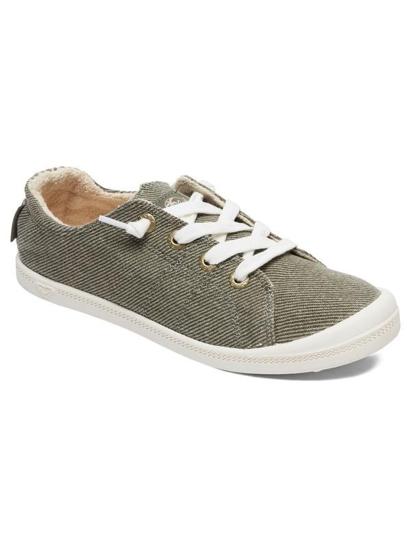 0 Zapatos Bayshore Negro ARJS600418 Roxy