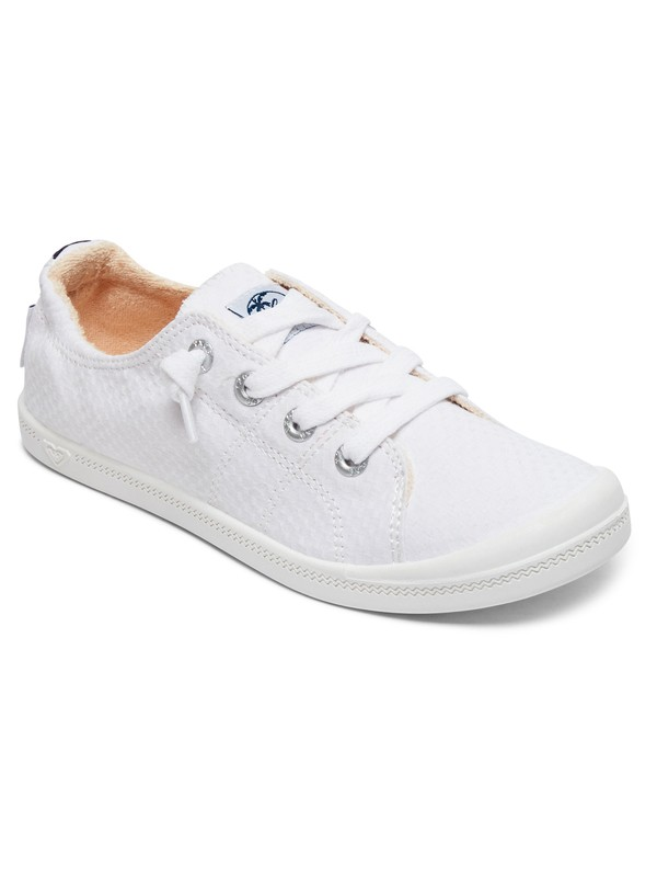 0 Bayshore Shoes White ARJS600418 Roxy