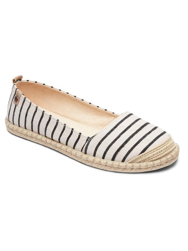 0 Felicity - Chaussures slip-on pour Femme Noir ARJS600435 Roxy