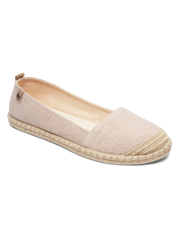0 Felicity - Chaussures slip-on pour Femme Rouge ARJS600435 Roxy