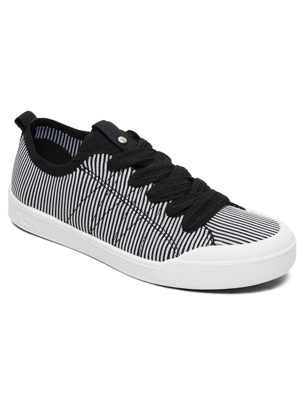 0 Thalia Knit Shoes Black ARJS600448 Roxy