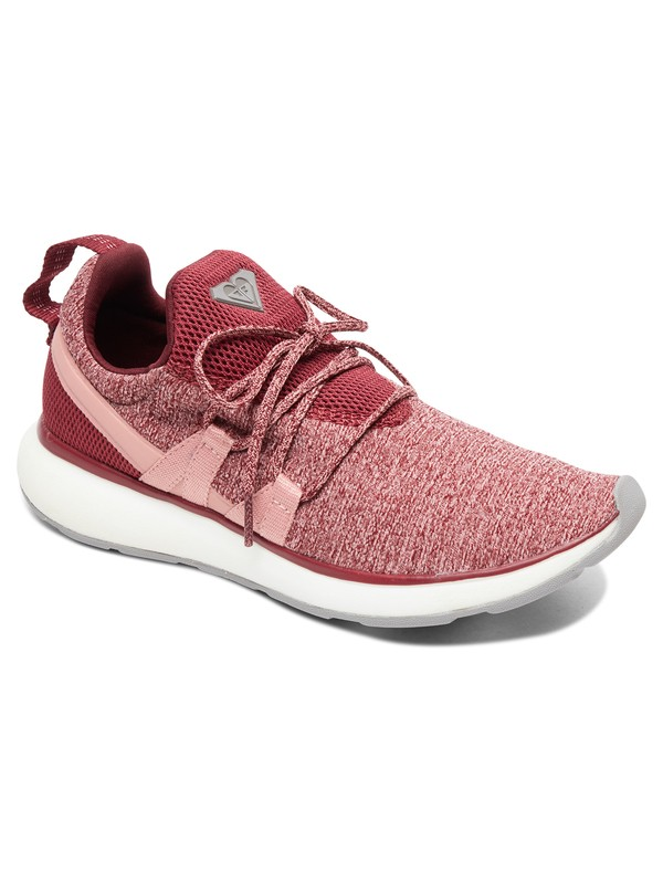 0 Set Seeker - Zapatos para Mujer Rojo ARJS700123 Roxy