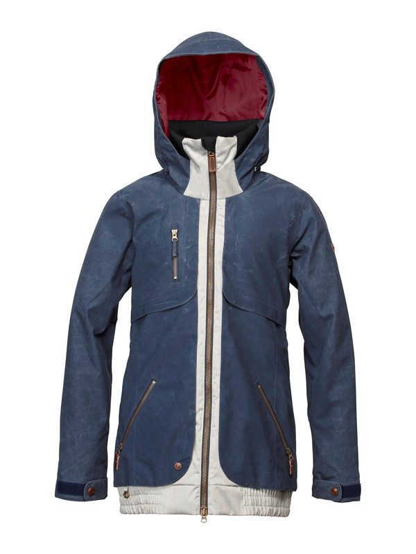 0 RIDGEMONT JACKET  ARJTJ00006 Roxy