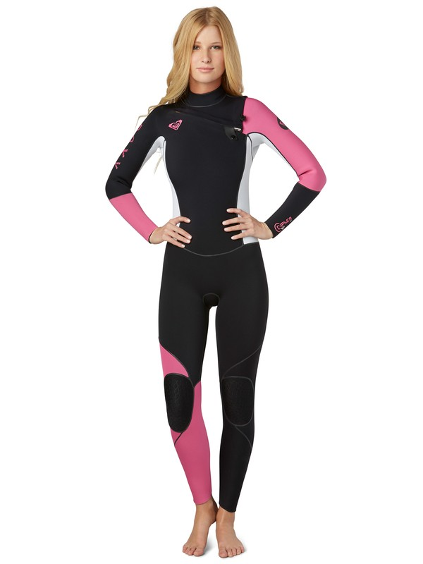 0 Cypher 4/3 Chest Zip Wetsuit  ARJW100015 Roxy
