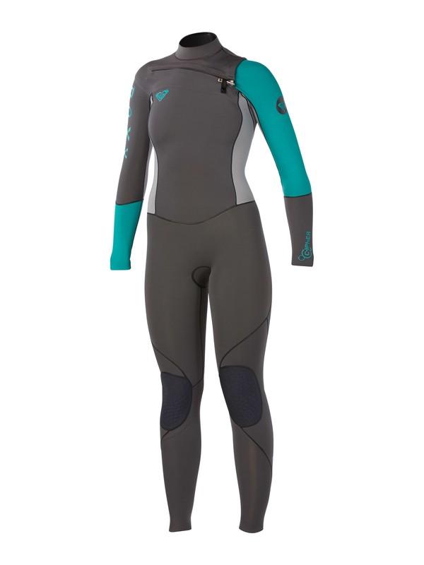 0 Cypher 3/2 Chest Zip Wetsuit  ARJW103000 Roxy