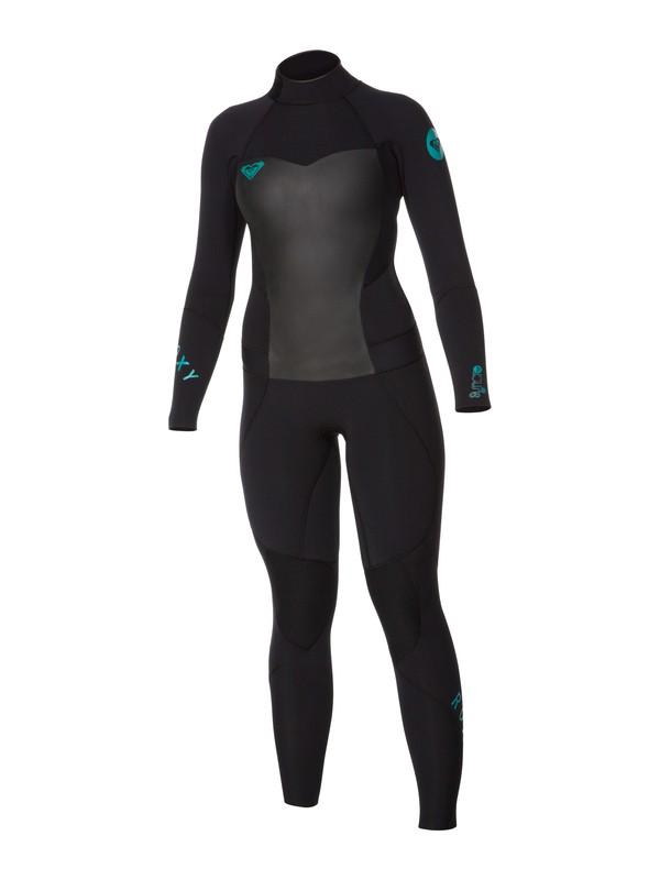0 Syncro 5/4/3mm Back Zip Wetsuit  ARJW103011 Roxy