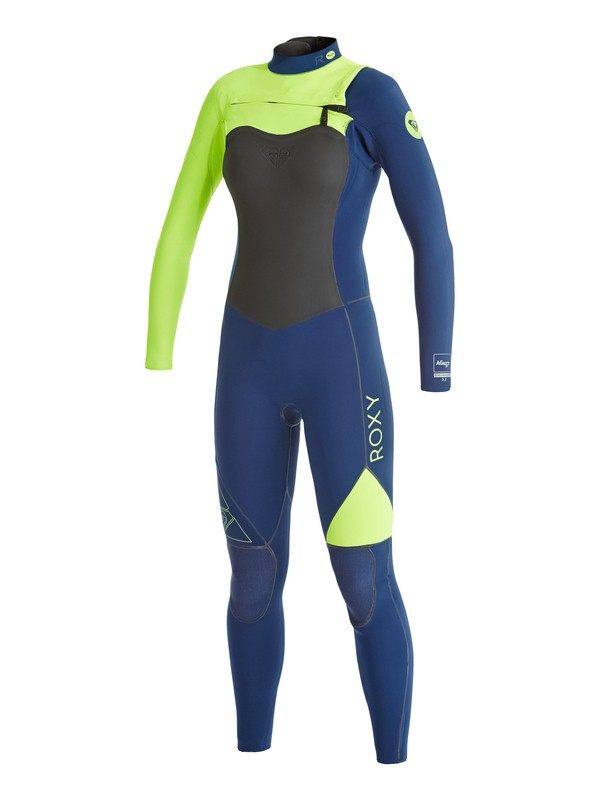 0 AG47 Performance 3/2mm - Chest Zip Wetsuit  ARJW103019 Roxy