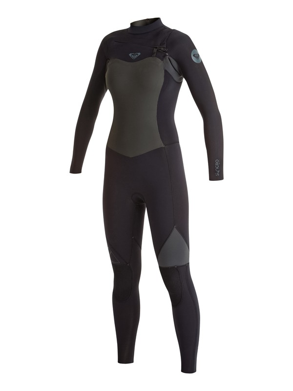 0 Syncro GBS 4/3mm - Chest Zip Wetsuit  ARJW103038 Roxy