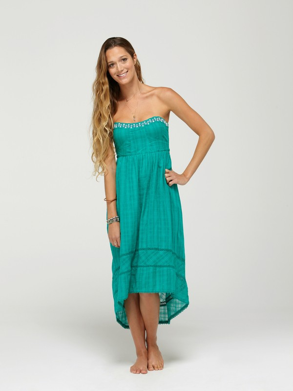 0 Salted Mist Dress  ARJWD00001 Roxy