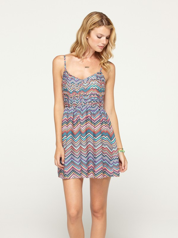 0 Shoreline Dress  ARJWD00017 Roxy