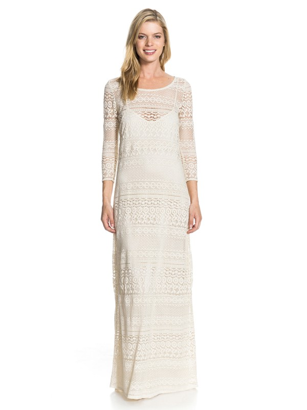 0 Lido Isle Maxi Dress  ARJWD03028 Roxy