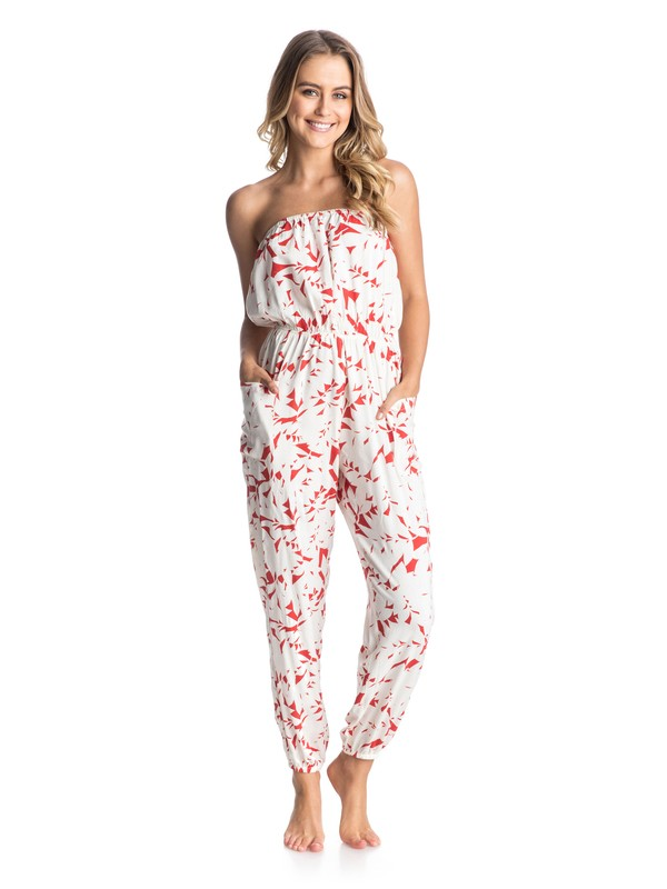 0 Funnel Of Love Jumpsuit  ARJWD03061 Roxy