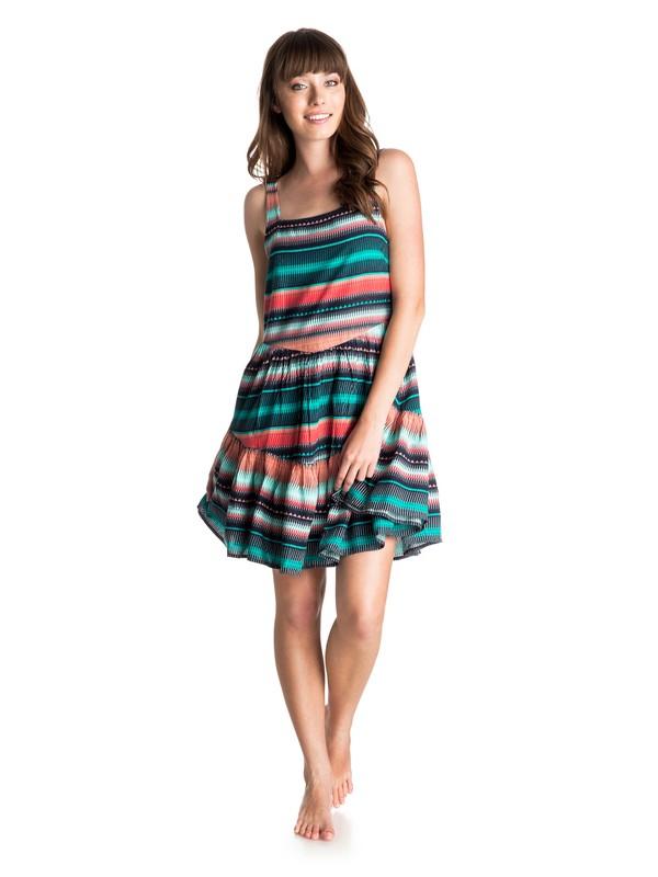 0 June Bloom Dress  ARJWD03088 Roxy