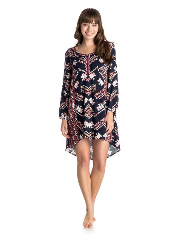 0 Farther Shore Dress  ARJWD03124 Roxy