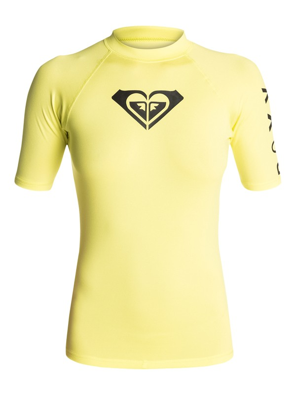 0 Whole Hearted - Lycra surf manches courtes  ARJWR03034 Roxy