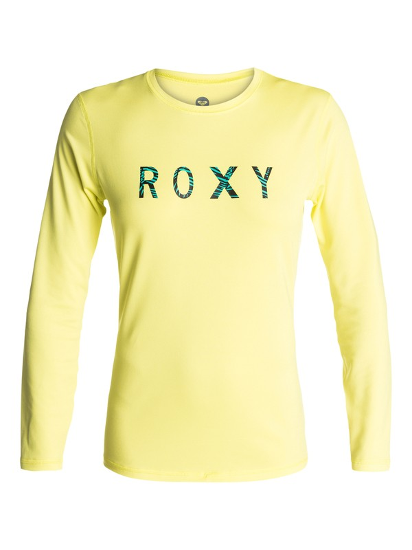0 Palms Away - Surf Tee Rashguard  ARJWR03042 Roxy