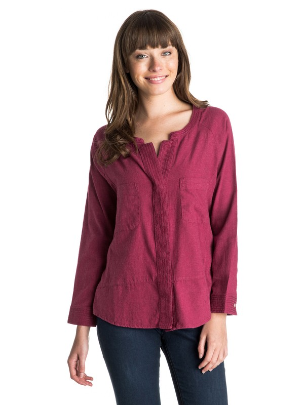 0 Heartbeats - Chemise manches longues  ARJWT03069 Roxy