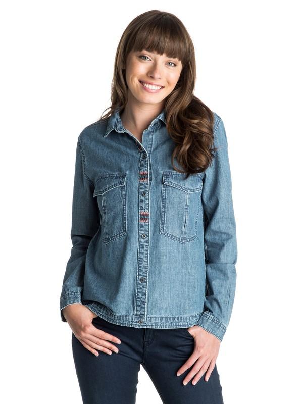 0 Fair View - Chemise en jean manches longues  ARJWT03075 Roxy