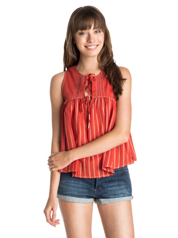0 Morning Canyon Tank Top  ARJWT03084 Roxy