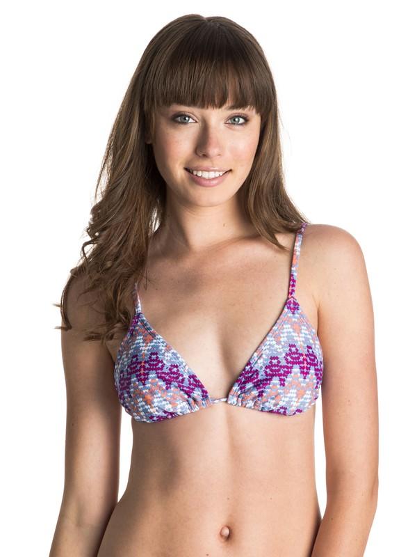 0 ROXY Rebel Triangle Bikini Top  ARJX303168 Roxy