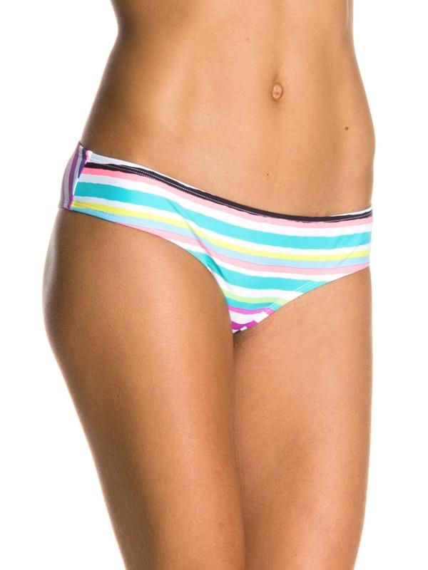 0 Sun Kissed Cheeky Bikini Bottoms  ARJX400017 Roxy