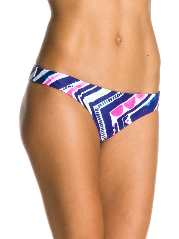 0 Graffiti Beach Rev Surfer Bikini Bottoms  ARJX400045 Roxy