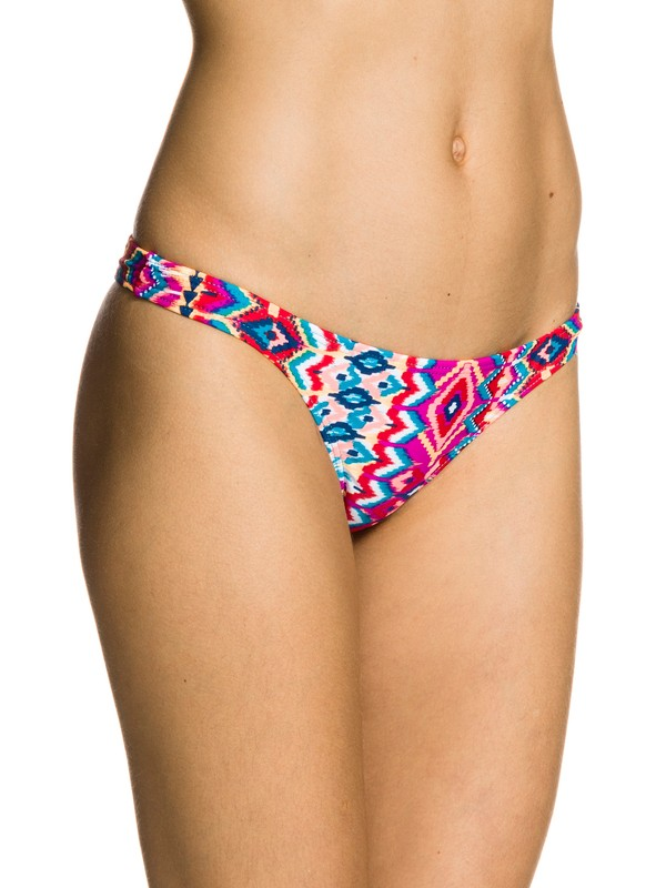 0 Morrocan Dream Itsy Bitsy Bikini Bottom  ARJX403011 Roxy