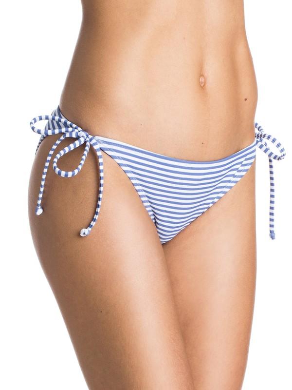 0 Sail Away Tie Side Bikini Bottoms  ARJX403066 Roxy