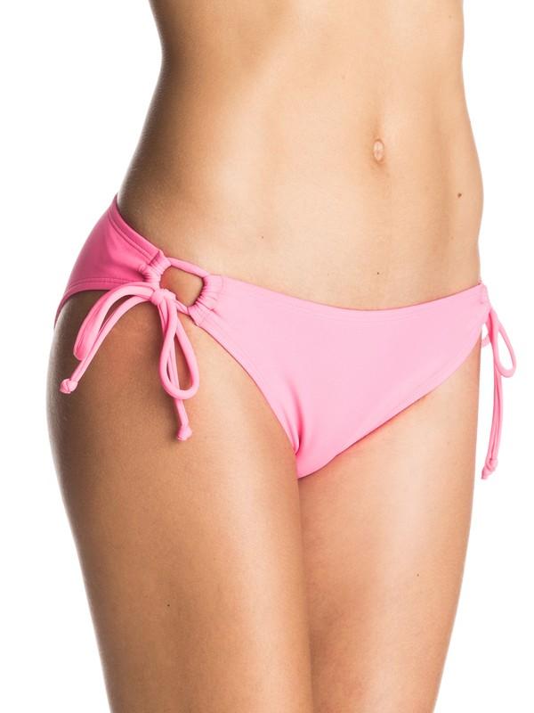 0 Surf Essentials - Bas de bikini Rose ARJX403079 Roxy