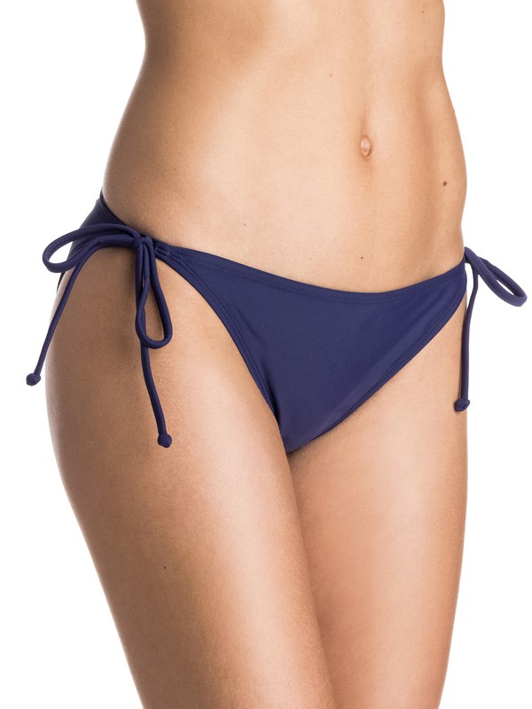 0 Color Me Badd Tie Side Bikini Bottoms  ARJX403114 Roxy