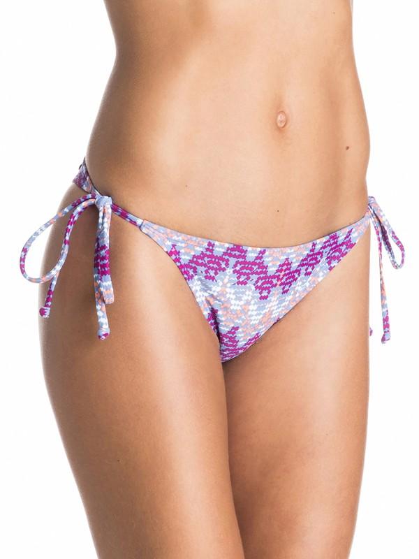 0 ROXY Rebel Mini Tie Side Bikini Bottoms  ARJX403156 Roxy