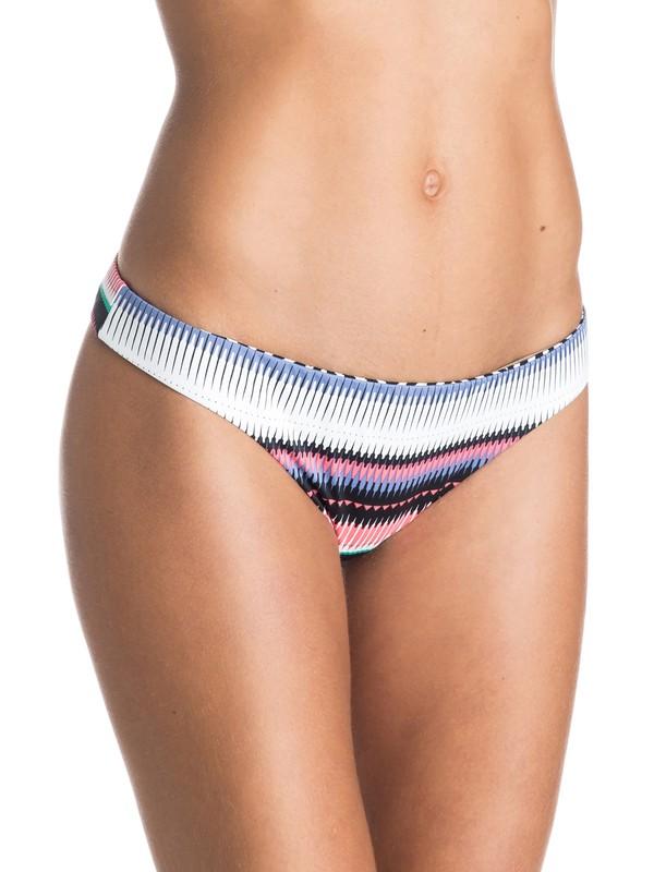 0 Livin Free Reversible Surfer Bikini Bottoms  ARJX403172 Roxy