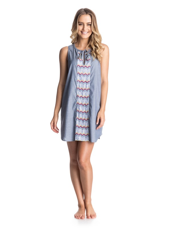 0 Bohemian Sunrise Dress  ARJX603024 Roxy