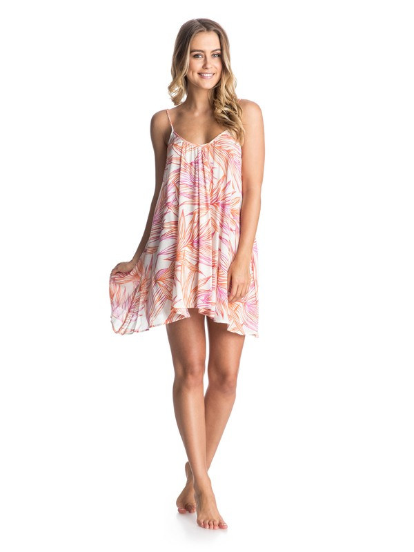 0 Sweet Vida - Printed Tank Dress  ARJX603042 Roxy