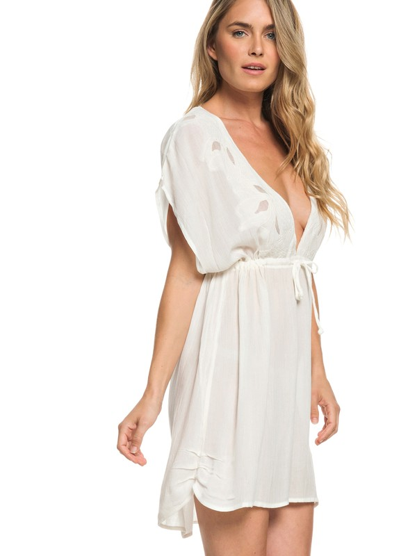 0 BEACH SIDE BABE COVER UP White ARJX603104 Roxy