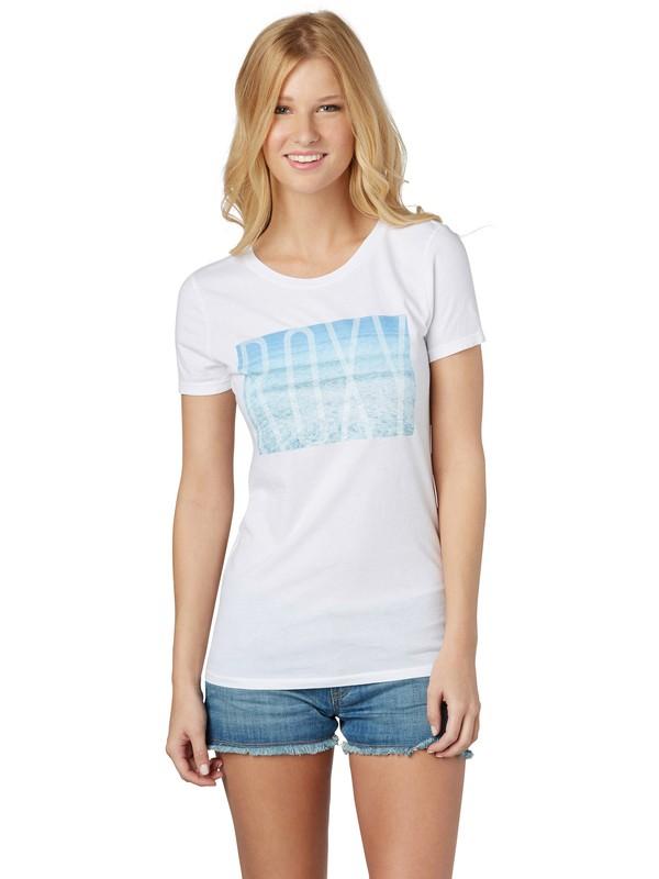 0 Rolling Tide SC T-shirt  ARJZT00430 Roxy
