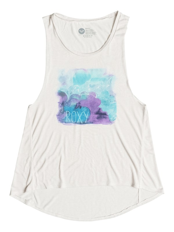 0 Ocean Floor Tank Top  ARJZT00545 Roxy