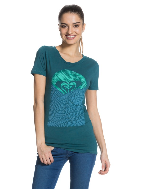 0 Waters Edge Tee  ARJZT03090 Roxy