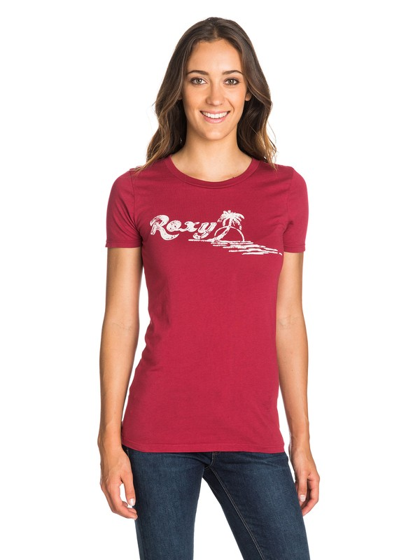 0 Old School SC T-Shirt  ARJZT03166 Roxy