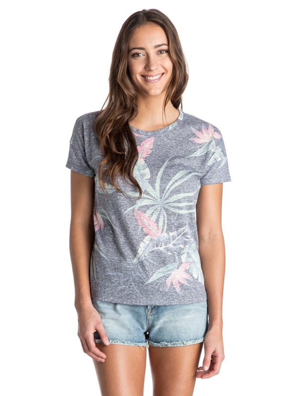0 Camiseta Tropical Getaway  ARJZT03209 Roxy