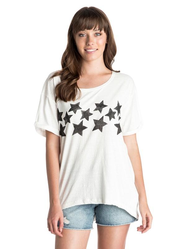 0 Stars - Camiseta  ARJZT03388 Roxy