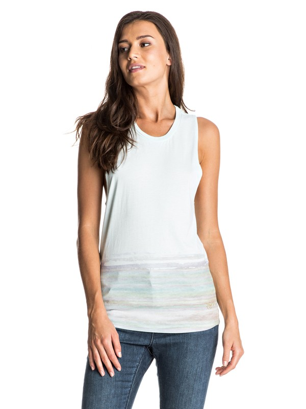 0 Pearl Of The Ocean  Muscle Tank  ARJZT03968 Roxy