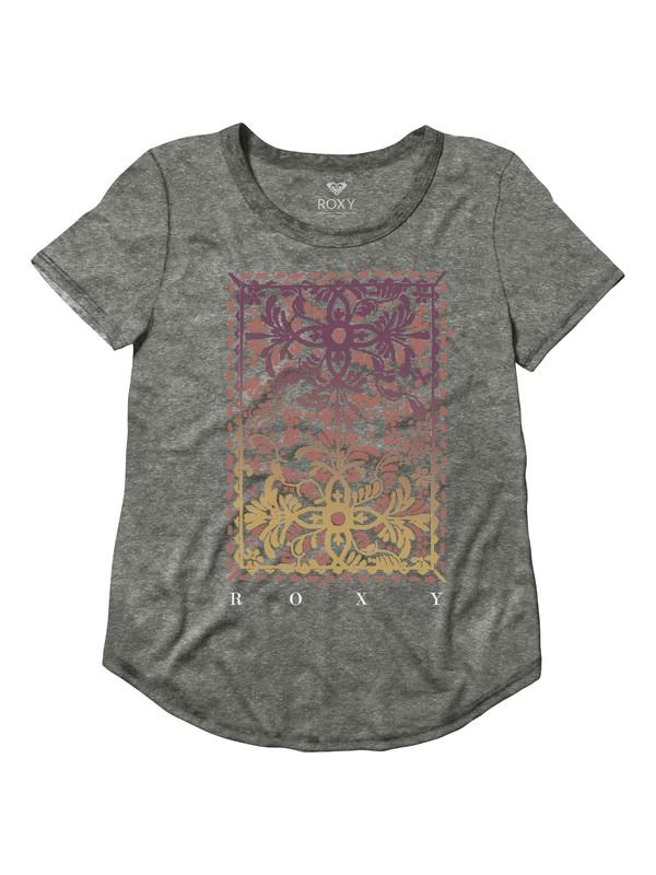 0 Camiseta Ringer Tile Wall Femme  ARJZT04683 Roxy