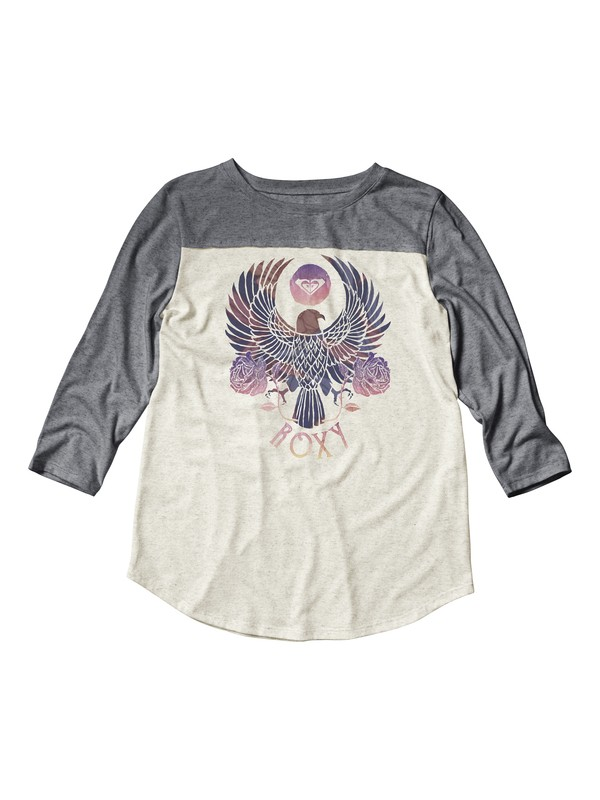 0 Rosewings Long Sleeve Tee  ARJZT04690 Roxy