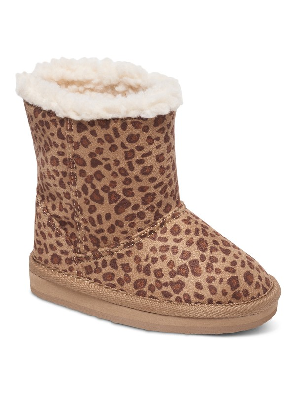 0 Molly - Faux Suede Boots  ARLB700007 Roxy