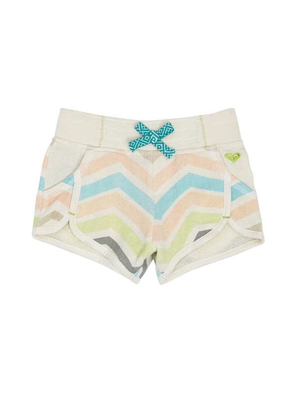 0 Girls 2-6 Free Star Shorts  ARLFB00008 Roxy